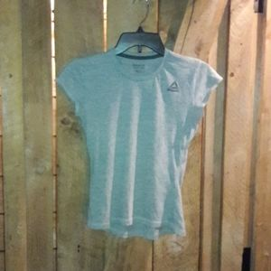 Girls Reebok tee shirt